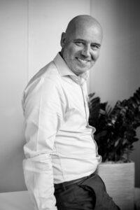 Marc van der Well Coach Stratos